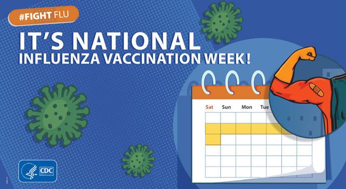 Flu Vaccination Week