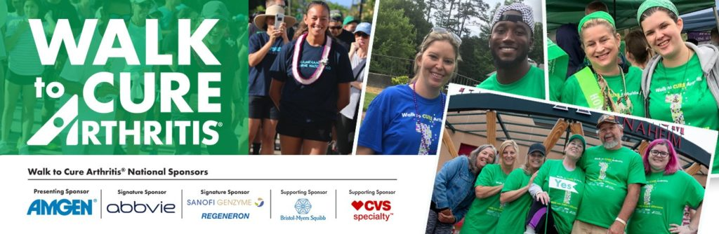 Please Join NCSH in the Walk to Cure Arthritis