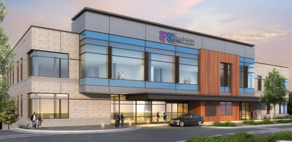 Coming 2023 - Southpoint Surgery Center